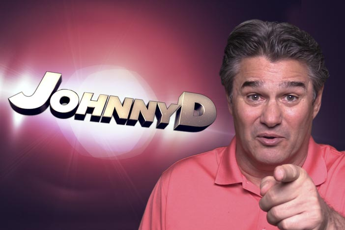 On Track with Johnny D: It's All New