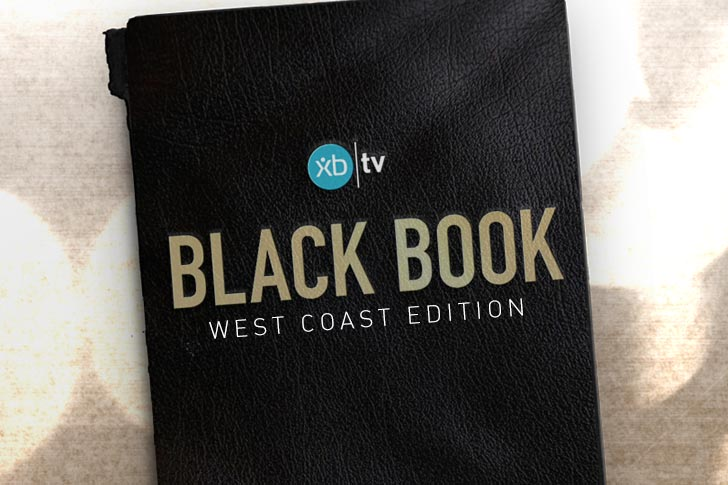 Jeff Siegel's Blog: West Coast Black Book