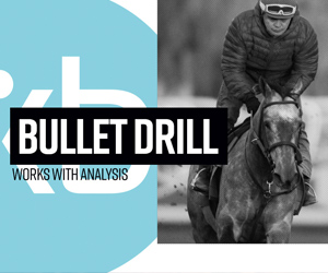 Jeff Siegel's Blog: Bullet Drills for Santa Anita (Sunday, Jan. 20, 2019)
