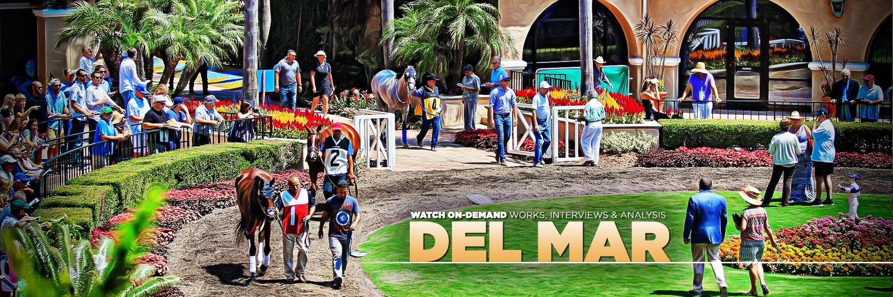 Jeff Siegel's Blog: Del Mar Analysis & Wagering Strategies for Thursday, August 5, 2021