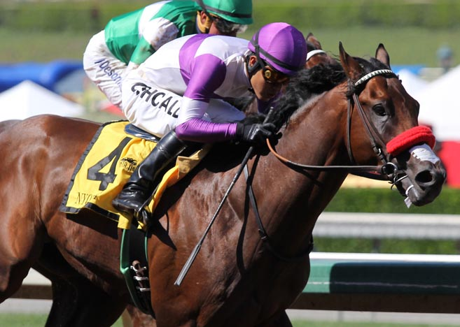 Jeff Siegel's Blog: Triple Crown Tracker