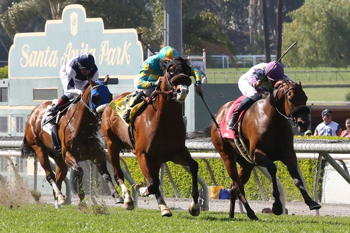 Jeff Siegel's Blog: Santa Anita Analysis April 7, 2016