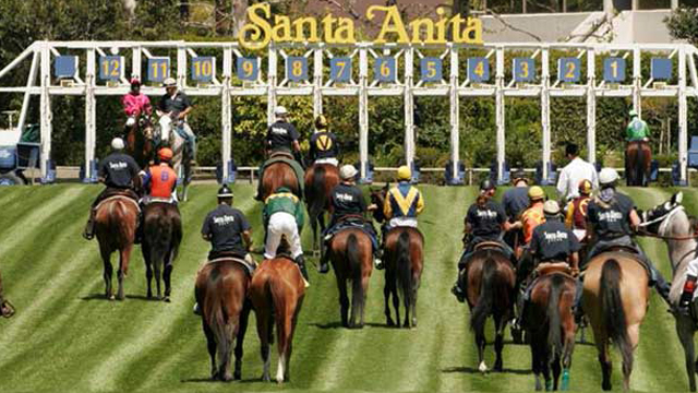 Jeff Siegel's Blog: Santa Anita Analysis March 17, 2016