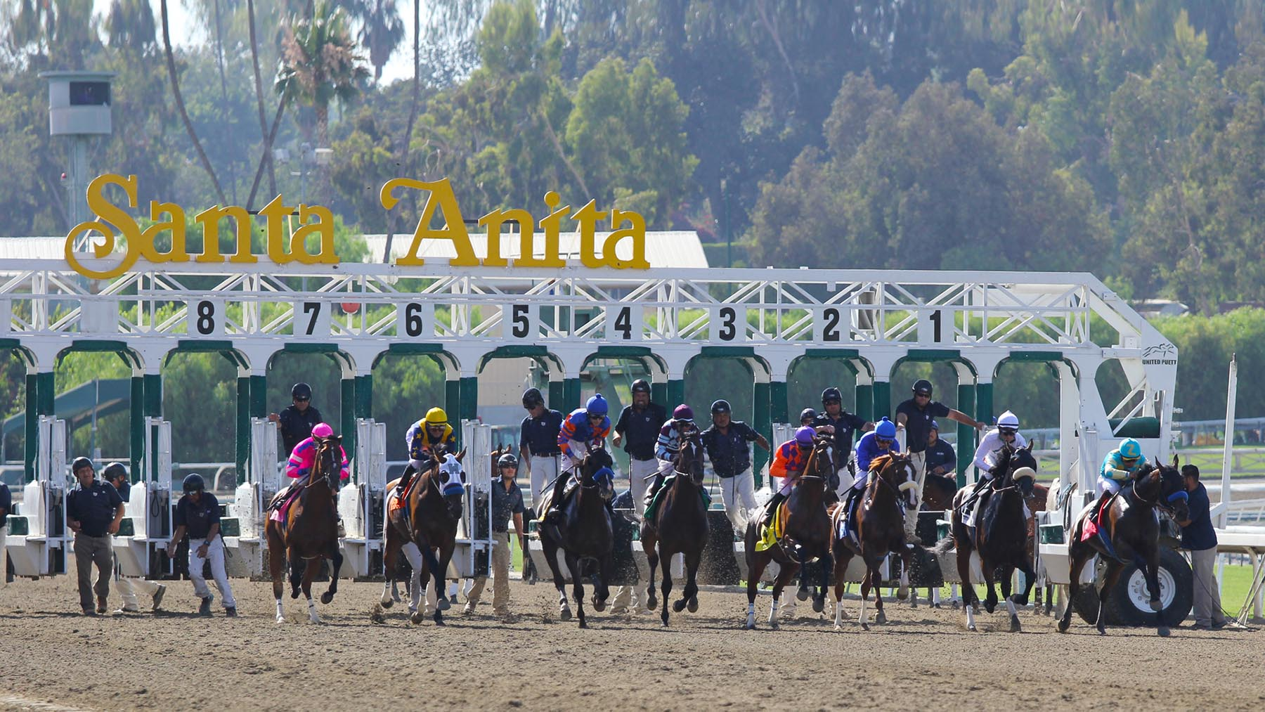 Leverage Plays: Late Pick 5 Analysis at Santa Anita Park on April 7th, 2018
