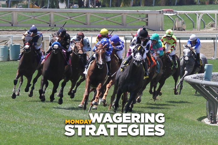 Jeff Siegel's Blog: Santa Anita Analysis/Wagering Strategies for Monday, Jan. 1, 2018