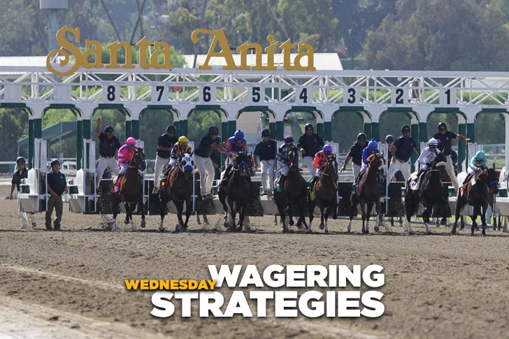 Jeff Siegel's Blog: Wagering Strategies (GP) for Jan. 4. 2016