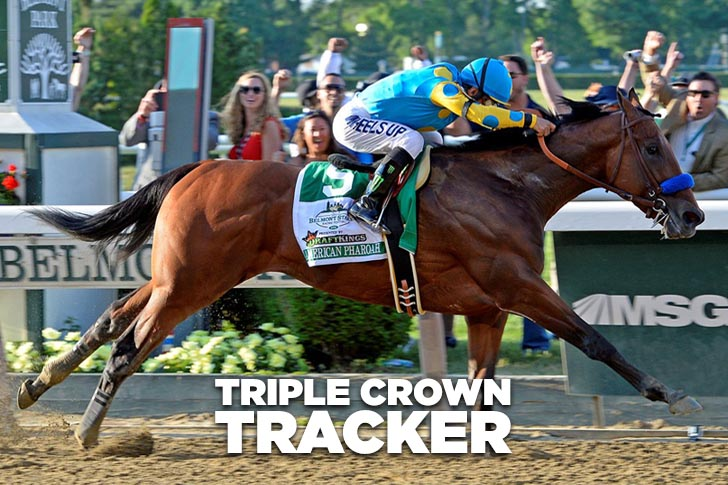 Jeff Siegel's Blog: Triple Crown Tracker – Top 25 Rankings With Theoretical Weight Assignments