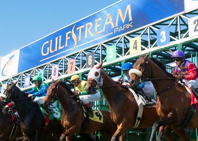 Jeff Siegel's Blog: Gulfstream Park Analysis & Wagering Strategies for Sunday, April 19, 2020