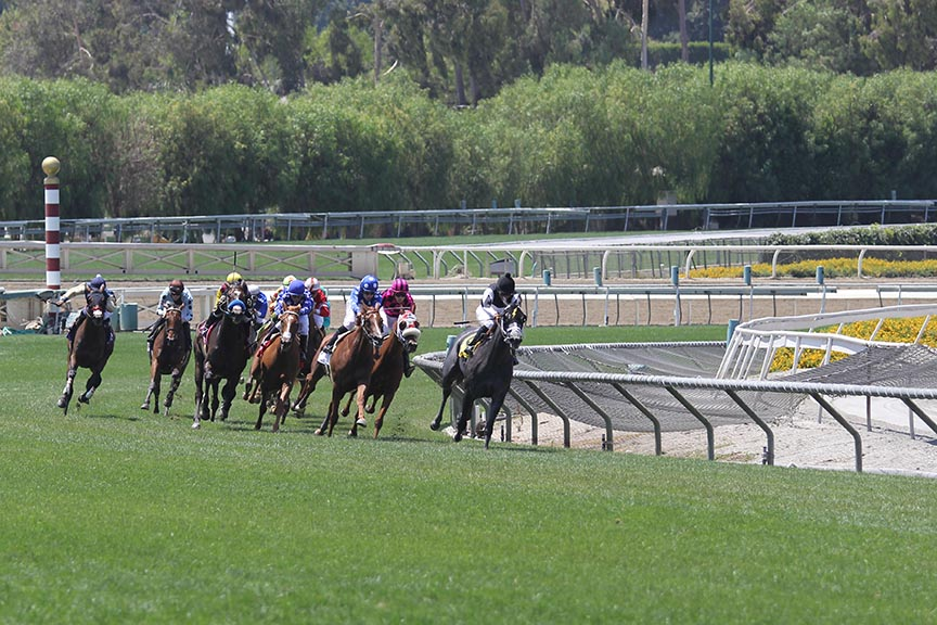Jeff Siegel's Blog: Santa Anita Analysis April 9, 2016