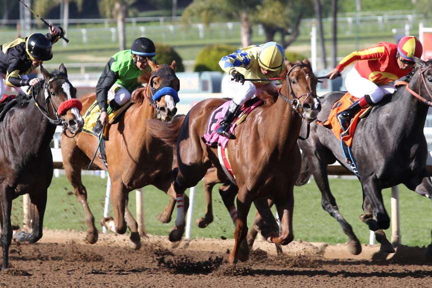 Jeff Siegel's Blog: Santa Anita Analysis for June 12, 2016