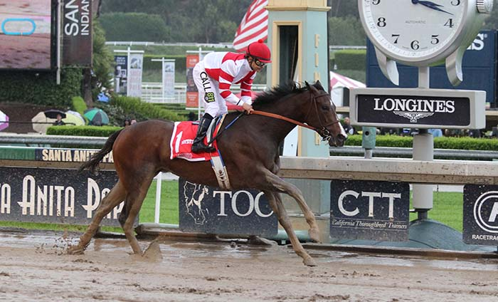 It's Post Time by Jon White: Songbird Now 11-0