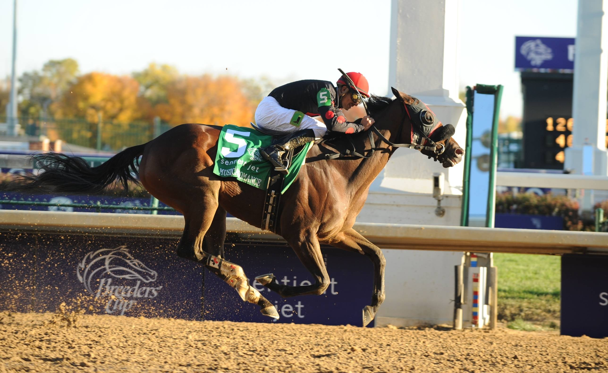 It's Post Time by Jon White: SPLIT REBEL ENTICES POWERFUL BAFFERT DUO