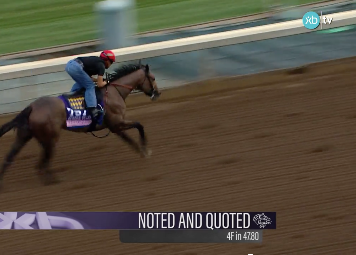 Leverage Plays: Betting the Breeders' Cup Juvenile Fillies