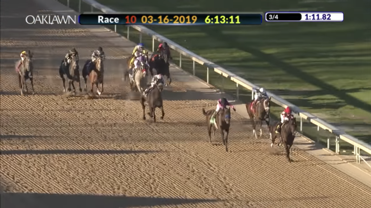 Leverage Plays: Late Pick 4 Analysis at Oaklawn Park on April 11th, 2020