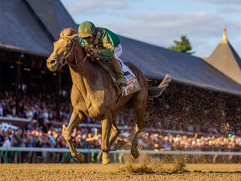 It's Post Time by Jon White: McGaughey's Confidence Proved Justified