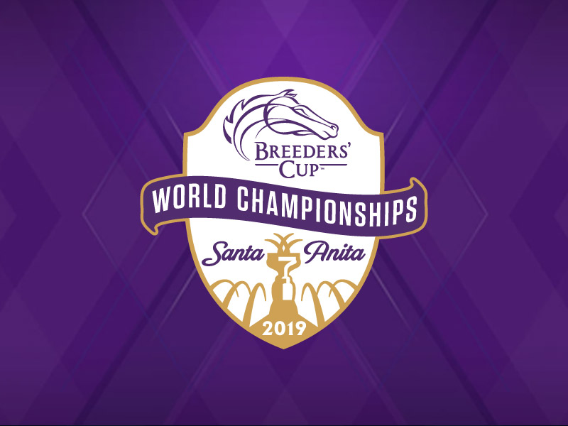 It's Post Time by Jon White: Breeders' Cup Selections